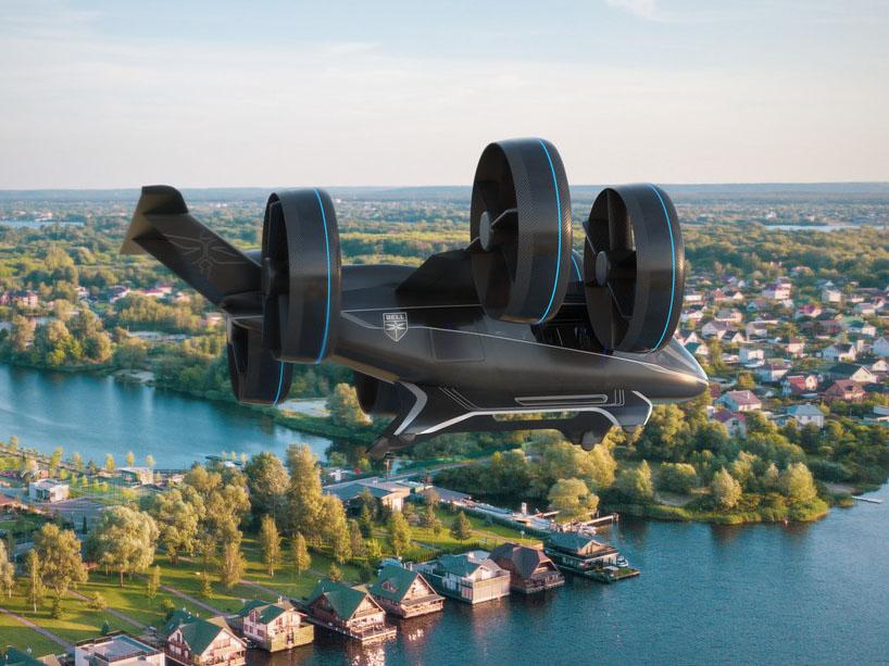 Первое летающее такси. Источник: theverge.com