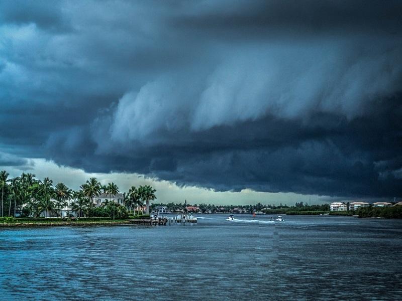 ураганы во флориде